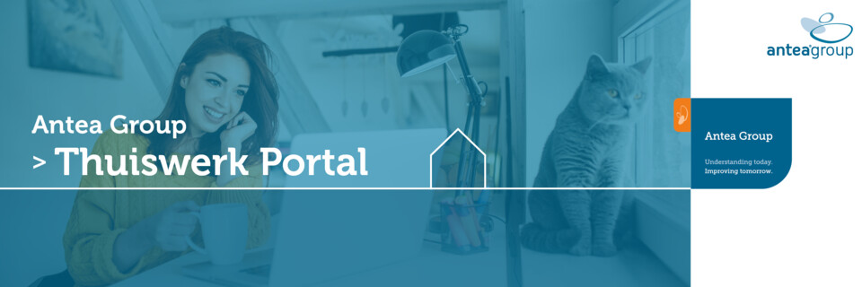 Antea Group Thuiswerk Portal_vs2