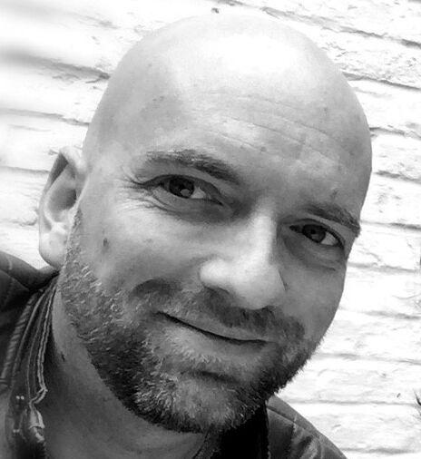 portrait of Mark Vrugteveen portret klant