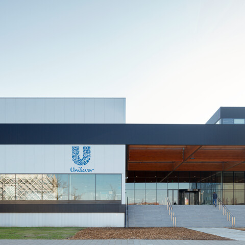 Royal Ahrend office project Unilever in Wageningen SP17
