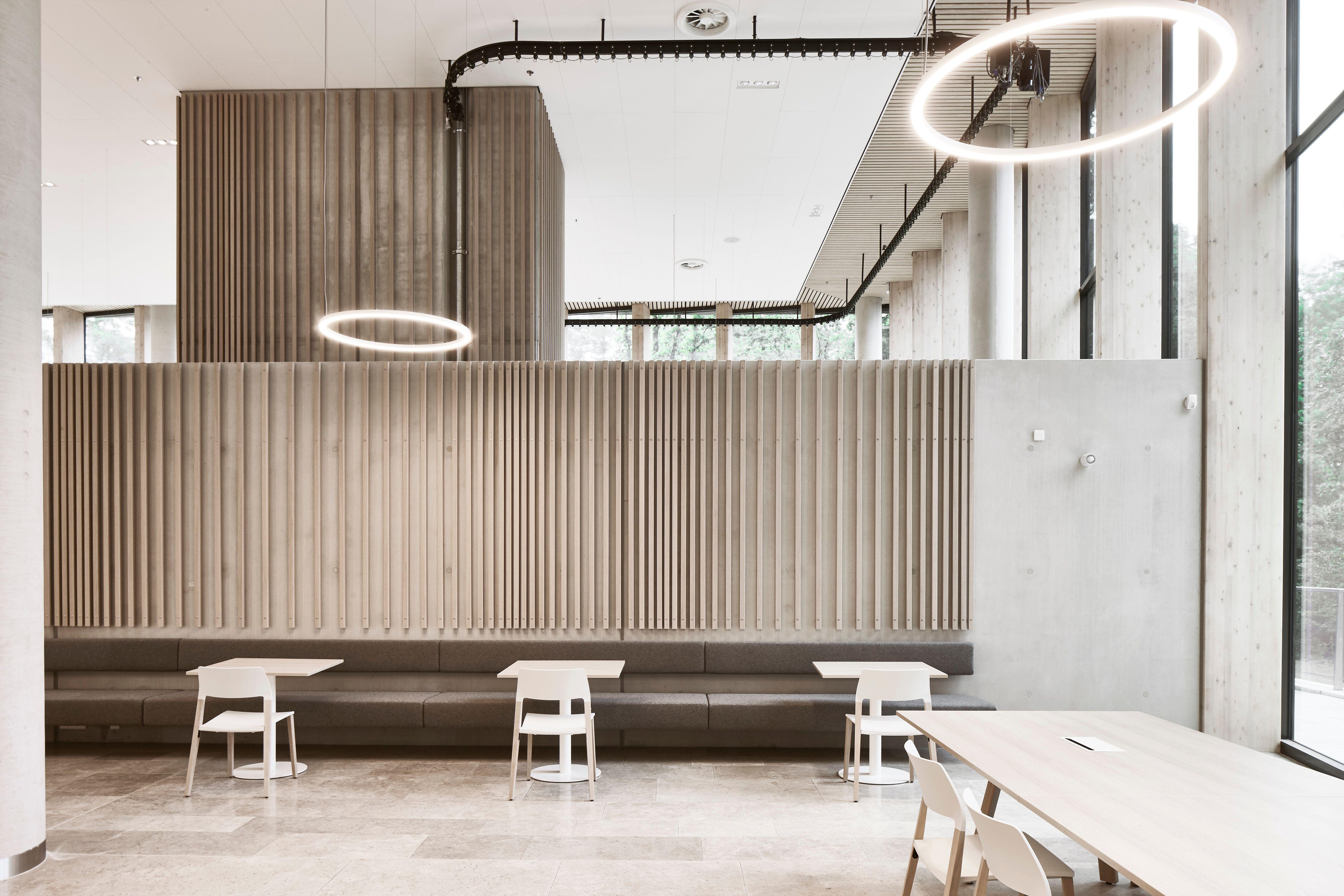 Gispen office project Canon in Venlo interior view MR0112469