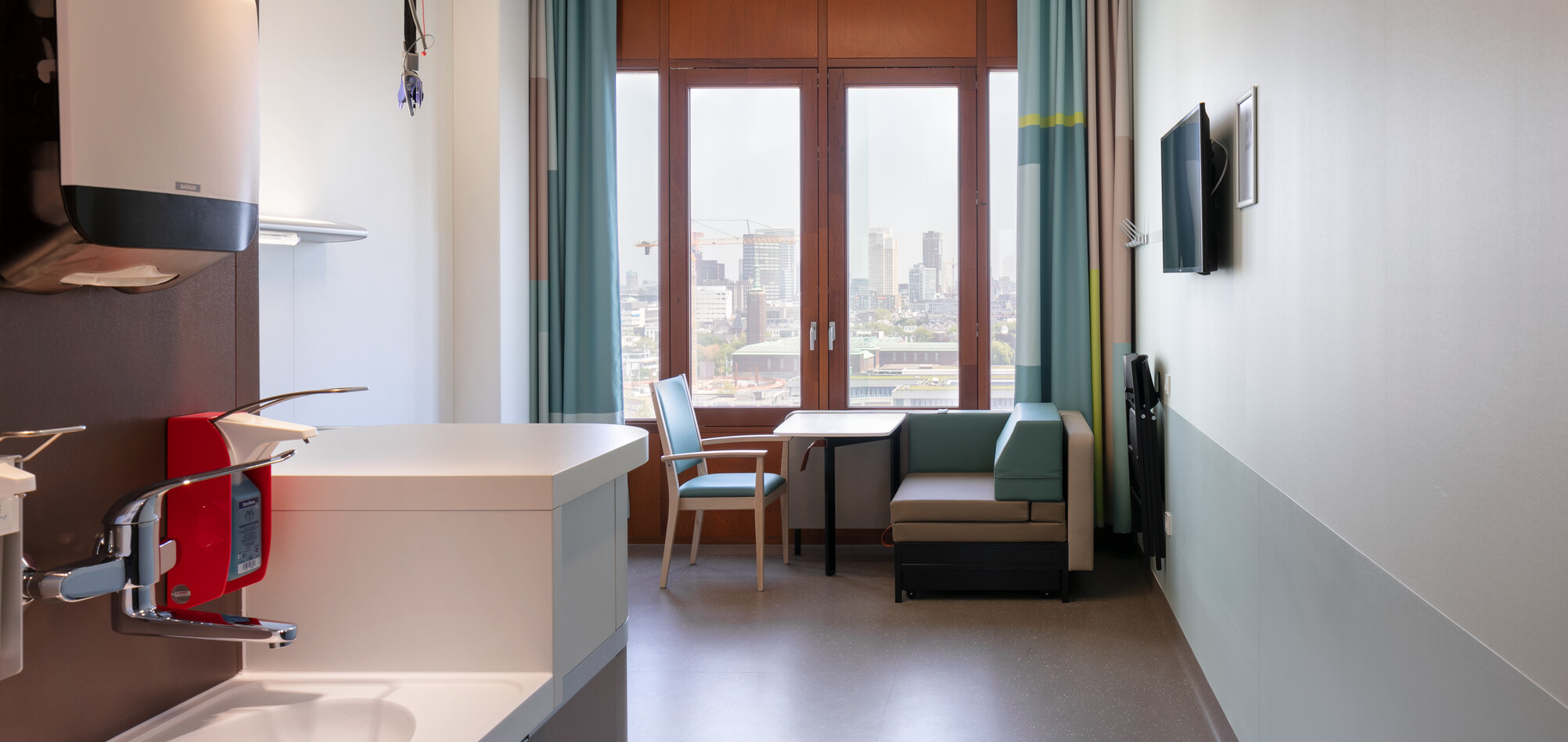 Royal Ahrend healthcare project Erasmus MC in Rotterdam 28