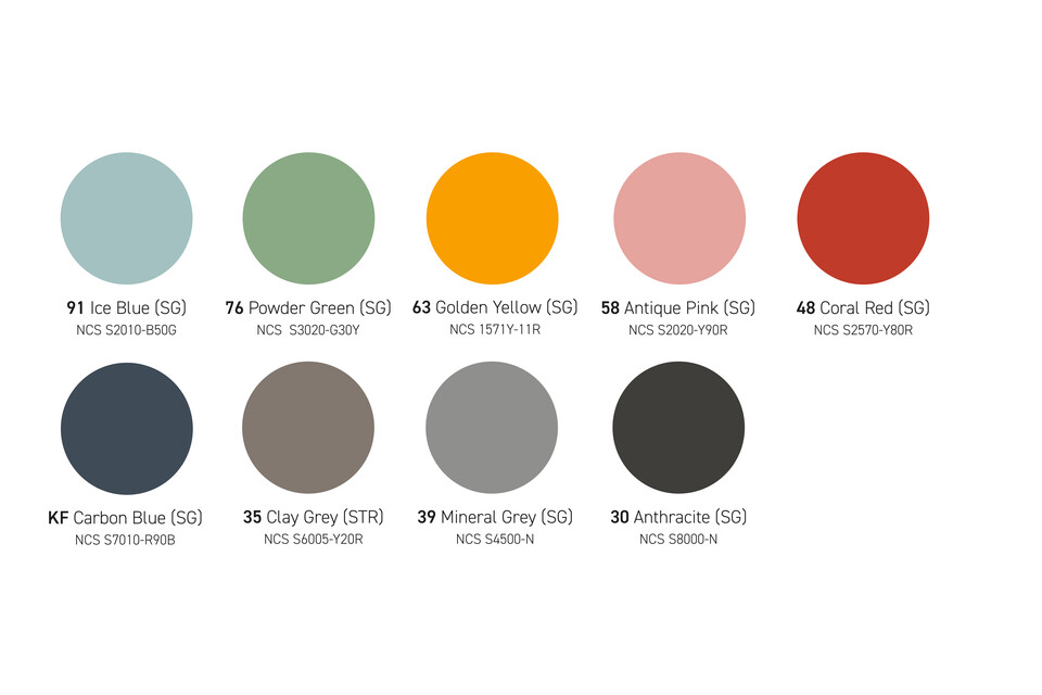 Accent lacquers