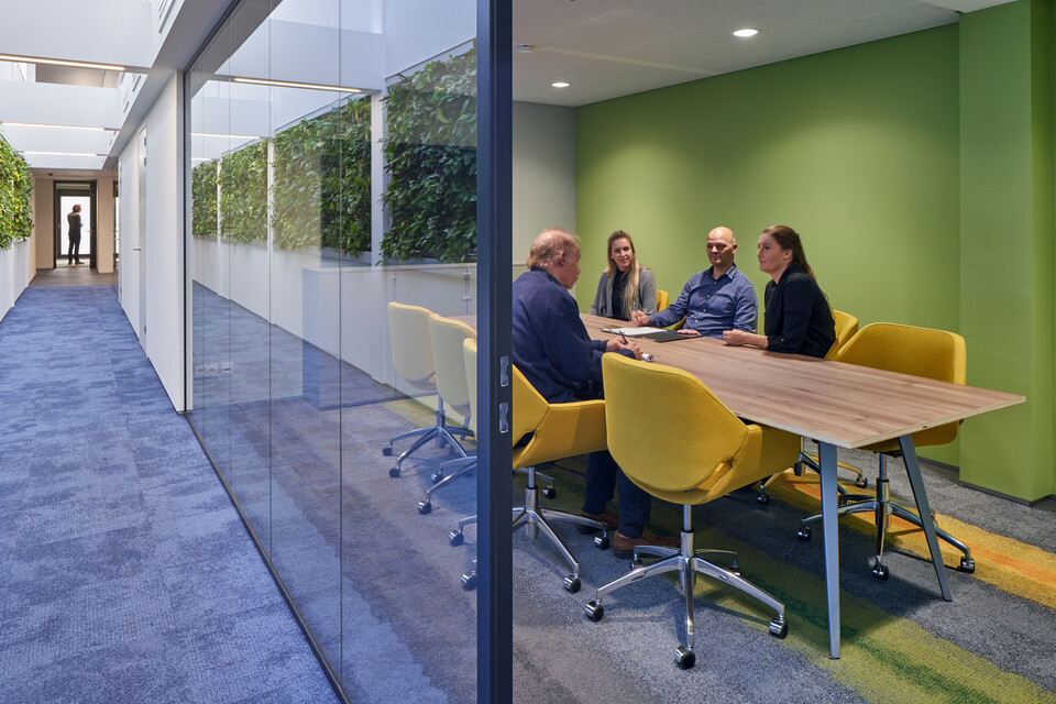 Gispen office project Van der Spek in Vianen RT0142