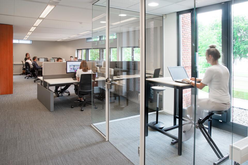 Gispen office project Giesbers ontwikkelen en bouwen in Wijchen 00A7476