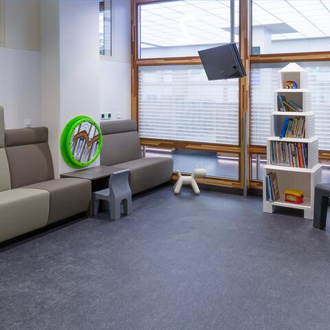 Gispen healthcare project AMC Academic Medical Center in Amsterdam K5B9952