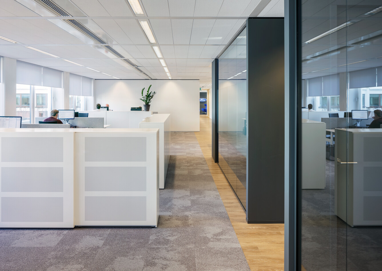 Royal Ahrend office project Ford in Amstelveen 09