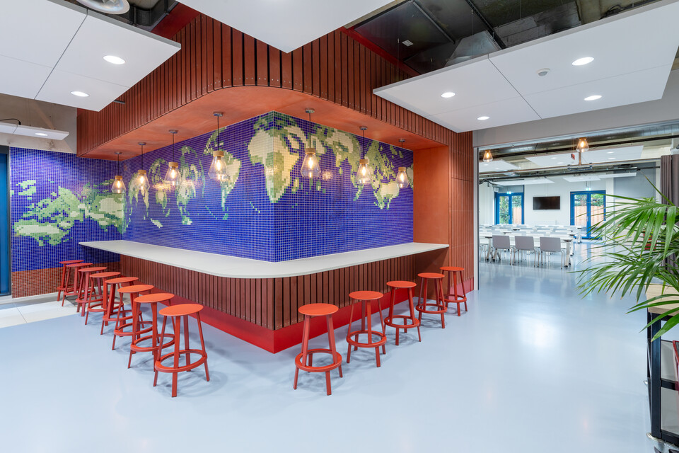 Gispen office project Medecins Sans Frontieress in Amsterdam 00A2152