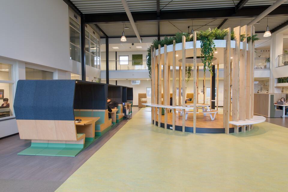 Gispen education project Fontys Campus in Venlo 00A7810 14