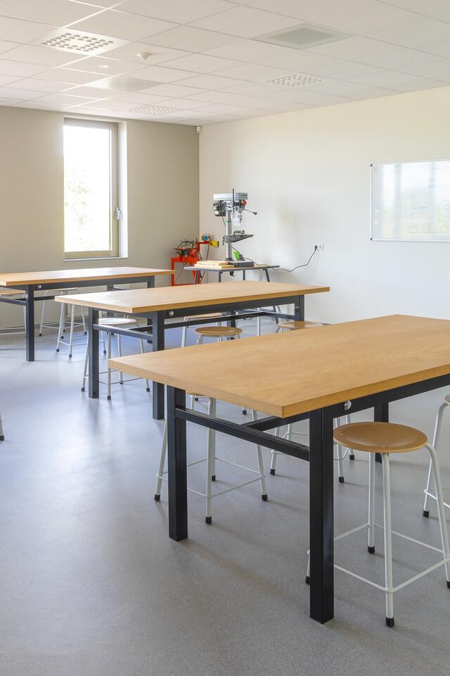 Gispen education project VOLT  in Vleuten 00A7098