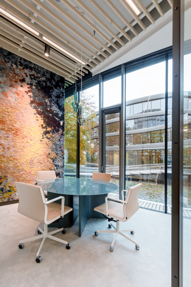 Gispen office project Triodos Bank in Driebergen 00A2339