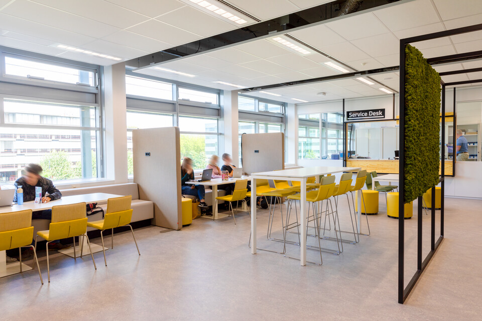 Gispen education project Fontys in Eindhoven 00A9996