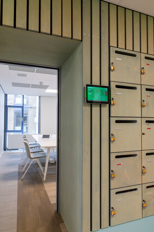 Gispen office project Medecins Sans Frontieress in Amsterdam 00A2190