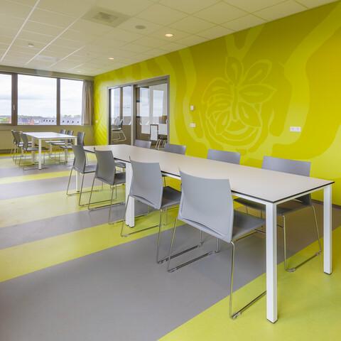 Gispen education project VOLT  in Vleuten 00A7076