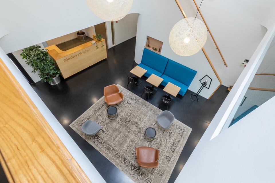 Gispen office project Giesbers ontwikkelen en bouwen in Wijchen 00A7501