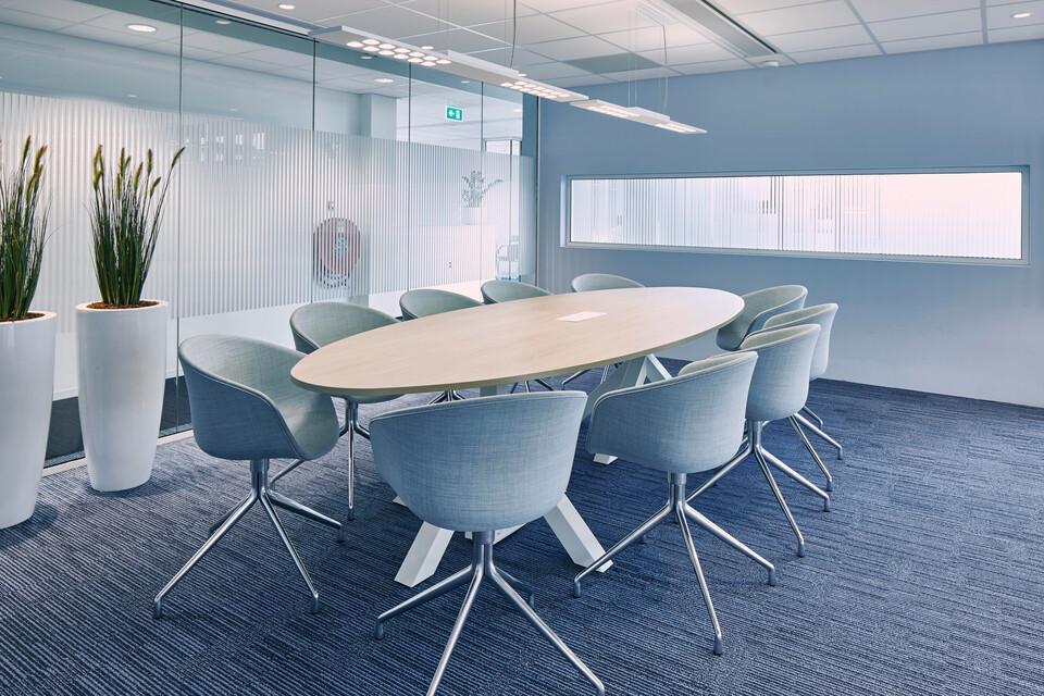 Gispen office project BDO in Breda MR15
