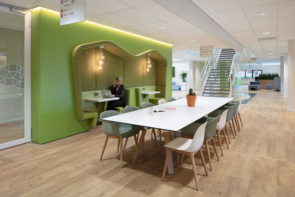 Royal Ahrend education project Avans University of Applied Sciences in Roosendaal 01