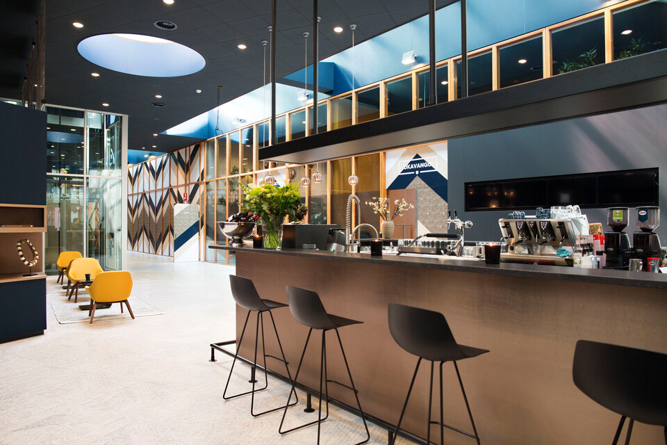 Royal Ahrend office project Tribes in Eindhoven 01