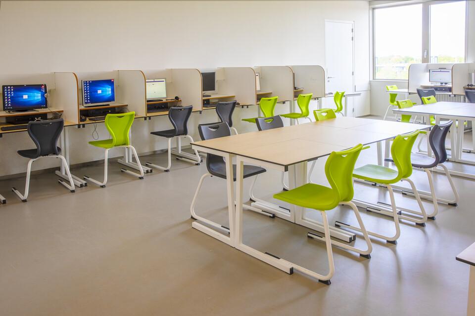 Gispen education project VOLT  in Vleuten 00A7104