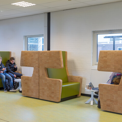 Gispen education project Fontys Campus in Venlo 00A7810 16