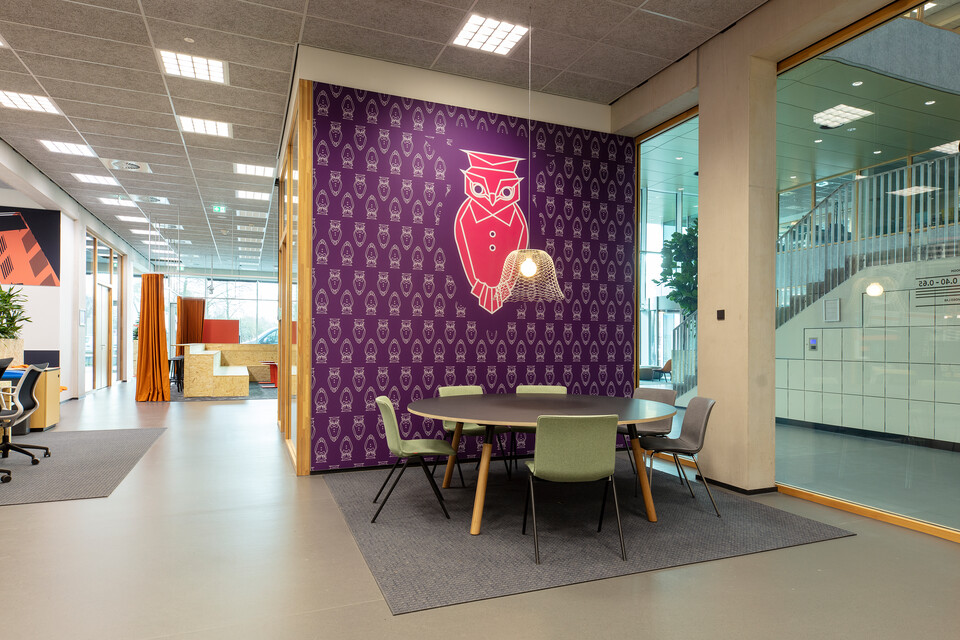 Gispen education project Fontys academy for creative industries in Tilburg L0A0073