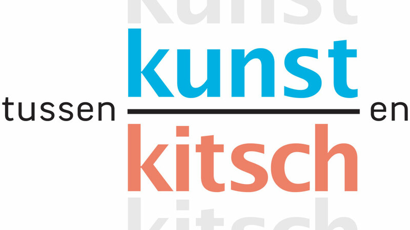 logo kunst en kitsch digital