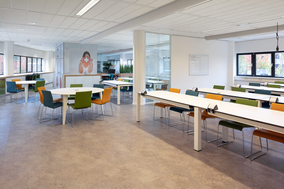 Royal Ahrend education project Avans University of Applied Sciences in Roosendaal 10