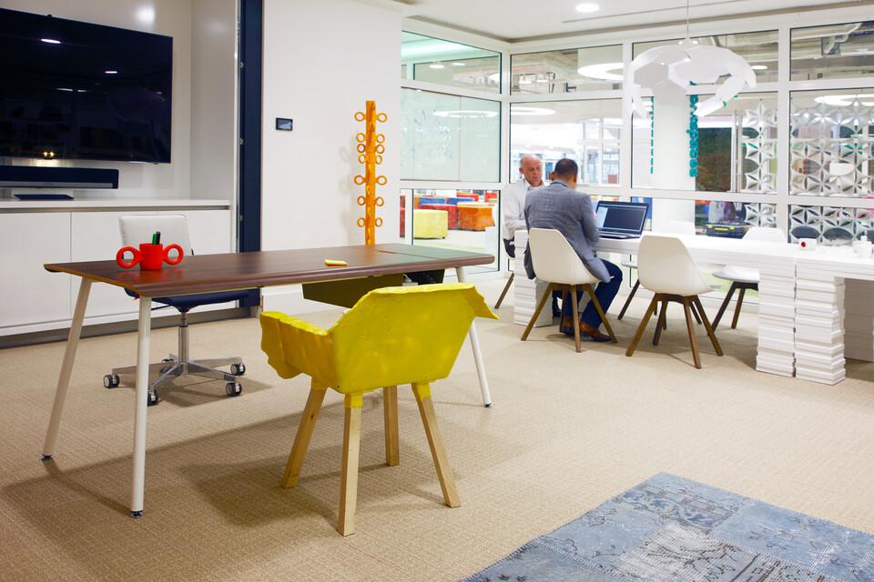 Gispen office project ABN AMRO Innovative Centre in Amsterdam CVK1631