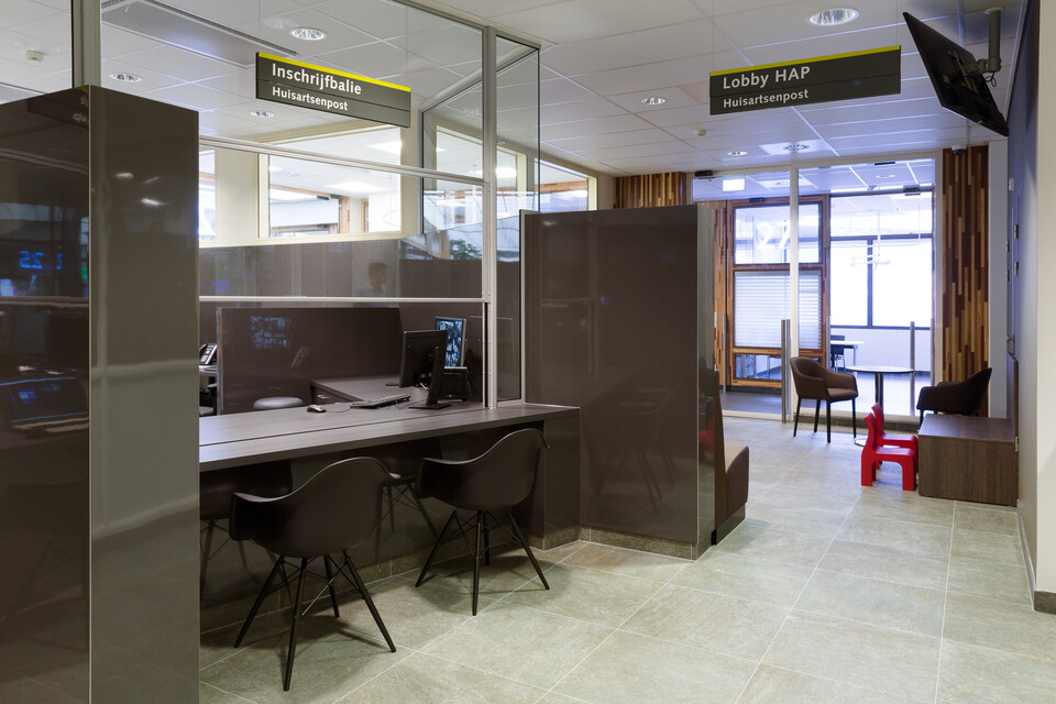 Gispen healthcare project AMC Academic Medical Center in Amsterdam K5B9960