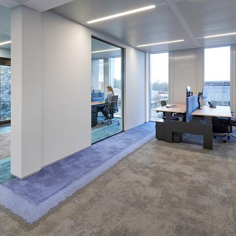 Gispen office project Van der Spek in Vianen RT0219
