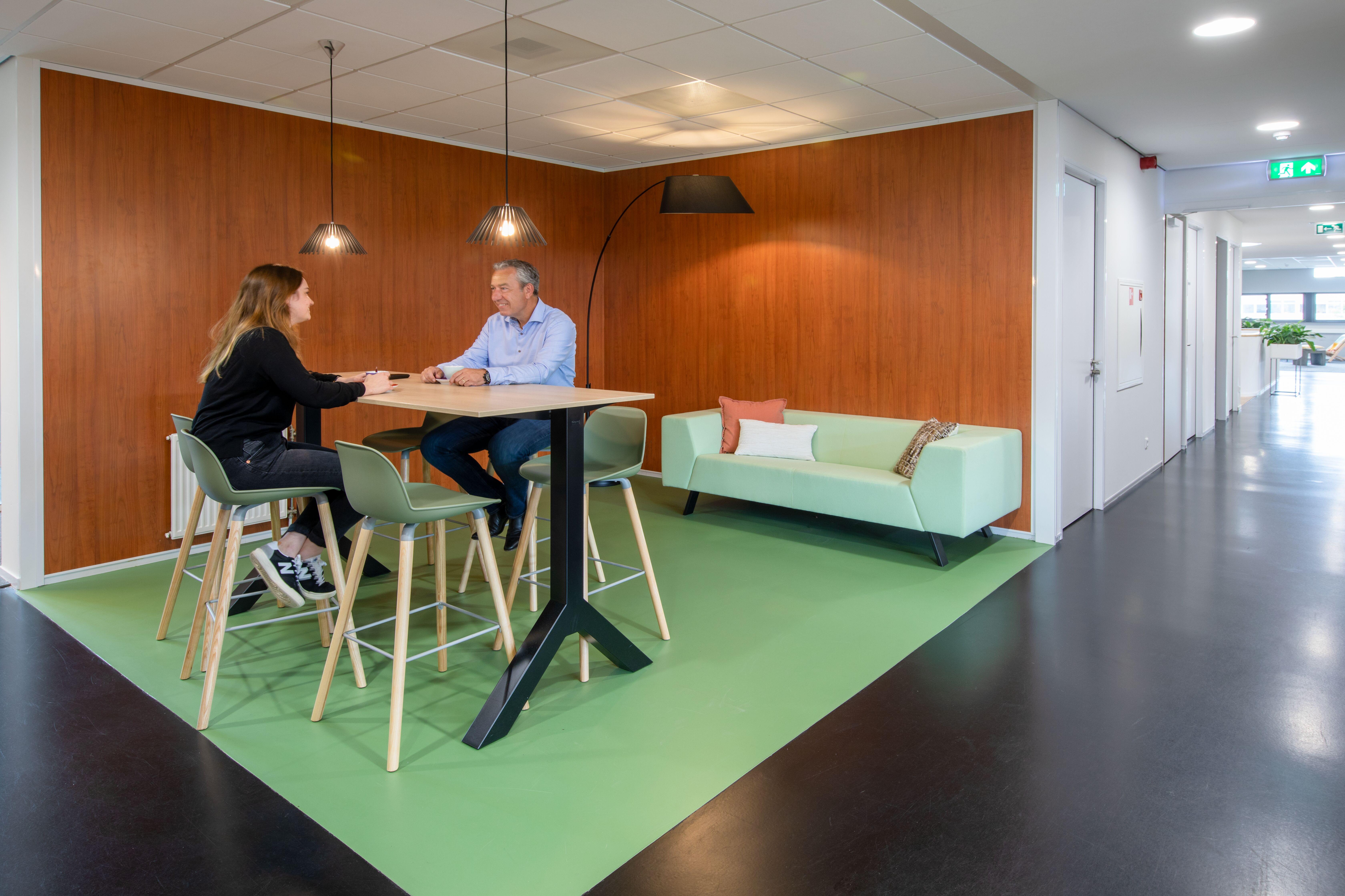Gispen office project Giesbers ontwikkelen en bouwen in Wijchen 00A7486