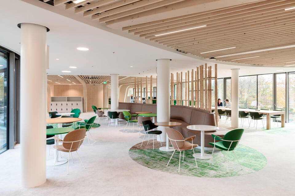 Gispen office project Triodos Bank in Driebergen 00A2311