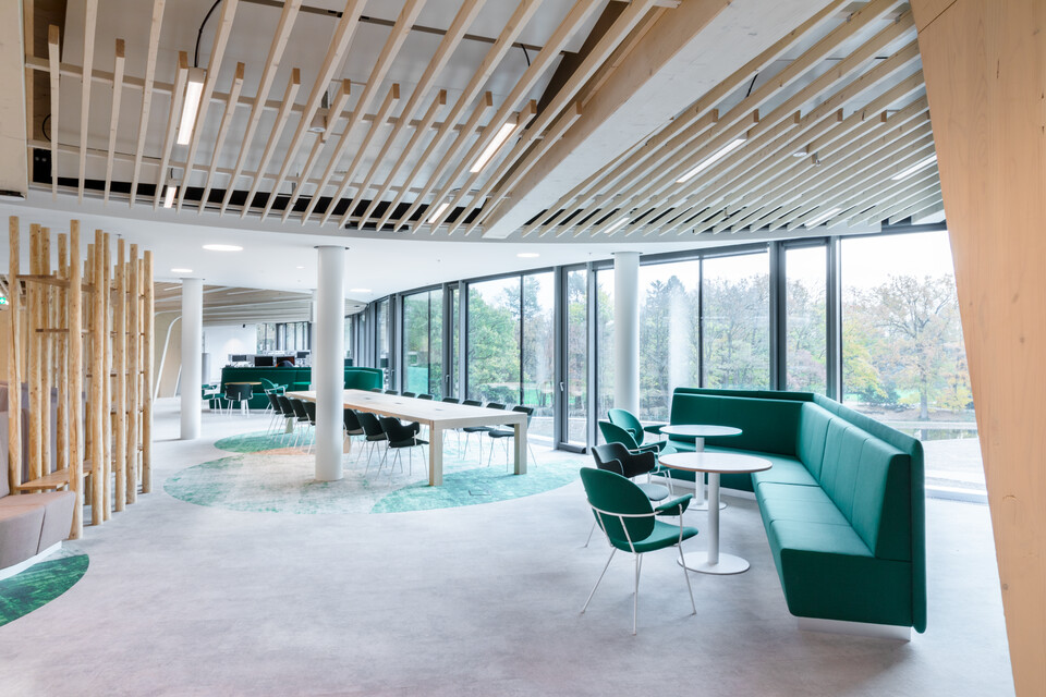 Gispen office project Triodos Bank in Driebergen 00A2301